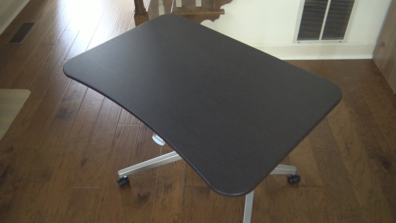 jesper office workpad laptop table unboxing setup and initial impressions youtube - Jesper Office