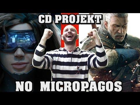 ¡¡¡CD PROJEKT DICE NO A LOS MICROPAGOS!!! - Sasel - Cyberpunk 2077 - valkyria chronicles