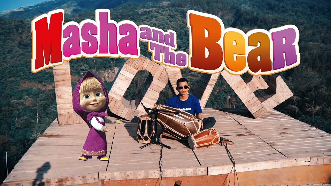 Masha and The Bear KOPLO