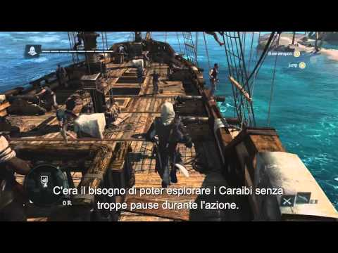 13 Minuti di gameplay Open-World | Assassin's Creed 4 Black Flag [IT]