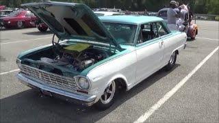 1964 Chevy II SS Nova Pro Street