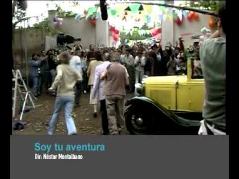 MAKING OF  SOY TU AVENTURA.mov