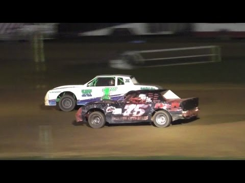 Pure Stock Feature | McKean County Raceway | Fall Classic | 10-14-16