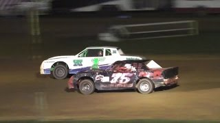 McKean County Raceway Fall Classic Pure Stock Feature
