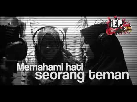 Hani & Zue - Biar ( #ProjekEPHotFM ) | Lirik Video
