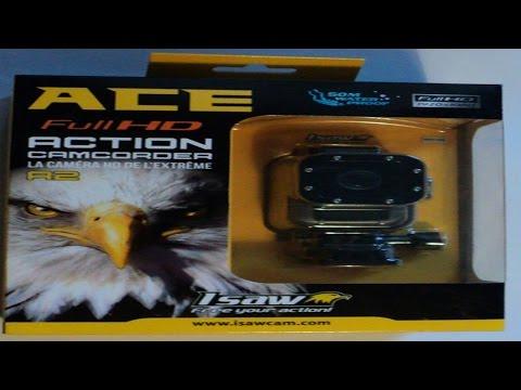 Дешевая камера для подводной охоты. | Cheap Camera for spearfishing.