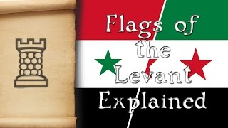 Levant Flags of the Middle East Explained