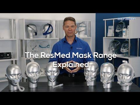 resmed-mask-range-explained