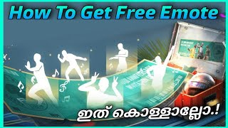 How to Get Free Emote in Pubg Mobile | Hundred Rytham Global Dance Contest Event Explain