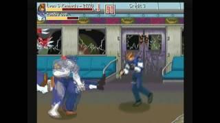 Resident Evil Fighter( Dreamcast Hack )  HD 1080p !!!