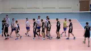"""Волейбол. FullHD. СДЮСШОР-3 Иваново - """"Информзащита"""" Иваново"""