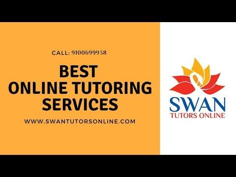 Online Tutoring Services [2019] | Swan Tutors Online