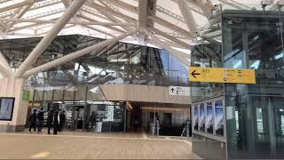 【2020年3月14日開業】JR高輪ゲートウェイ駅