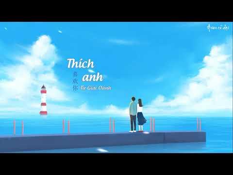 [Vietsub + pinyin] Thích anh 喜欢你 - Từ Giai Oánh 徐佳莹 (cover) || Tiktok