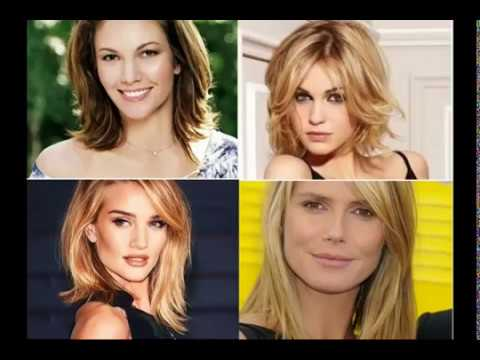 100 Best Medium length hairstyles for thin hair for 2018