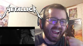Metallica Hardwired (Official Music Video) Reaction/Review!!!!!