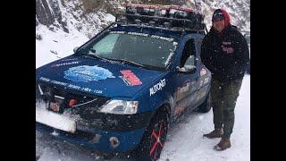 30 ezer kilométer 40 nap alatt egy 500 ezer forintos Dacia Logannal Szibériába és vissza