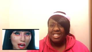 Hey guys it's Yo Girl Dria and I'm back with another reaction!!! Ma...
