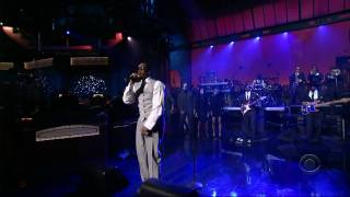 "P.Diddy - Medley  ""Come To Me"" Letterman Performance"