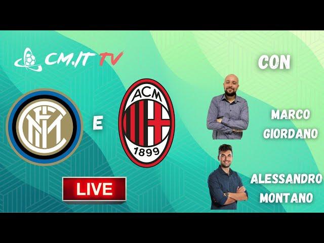 Inter-Spezia, Sassuolo-Milan LIVE! Cronaca in DIRETTA e commento [NO Streaming]