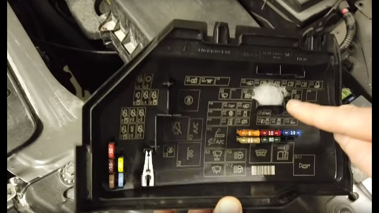 Land Rover Freelander 2 Engine Fusebox & how to disable ...