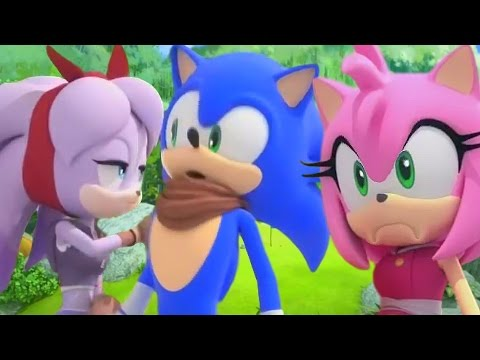 Sonic Boom YTP: Perci and Sonic are Awkward - 20K Special