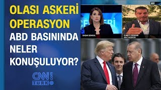 Cüneyt Özdemir, Türkiye ile ABD arasındaki son durumu değerlendirdi