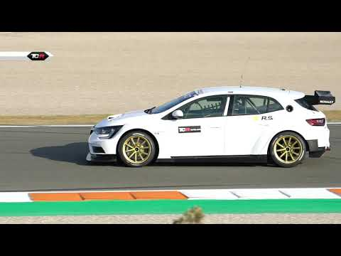 2019 Valencia, TCR BOP Renault Megane