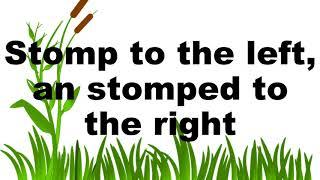 the-swamp-stomp-words