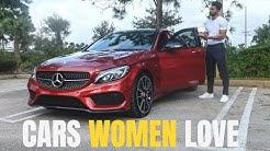 10 Cars Women LOVE TO See Men in Under $30K