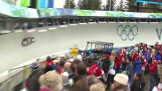 Women's Luge Singles - Runs 3 and 4 - Complete Event - Vancouver 2010 Winter Olympic Games