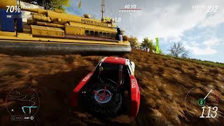 Forza Horizon 4 - Seasons, Terrain, & Racing Against A Hovercraft 😳👍| Digit.in