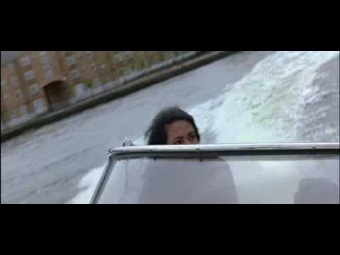 James Bond Boat Chase