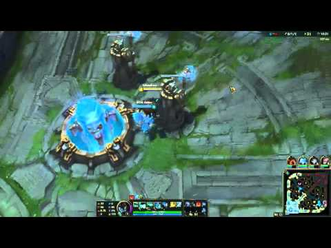 League of legends - Maokai Jungle - Dubai player faisalalkous - Eu West