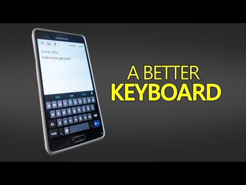 Low-Vision Tech ~ Google Keyboard