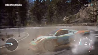 Need for Speed Payback - Fundort Stillgelegtes Auto SUPERNOVAS Pagani Huayra