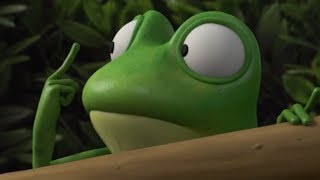 Room On The Broom - Clean Frog - Ep4