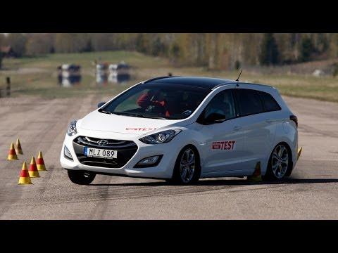 Livsfara Styrningen p Hyundai i30 dr
