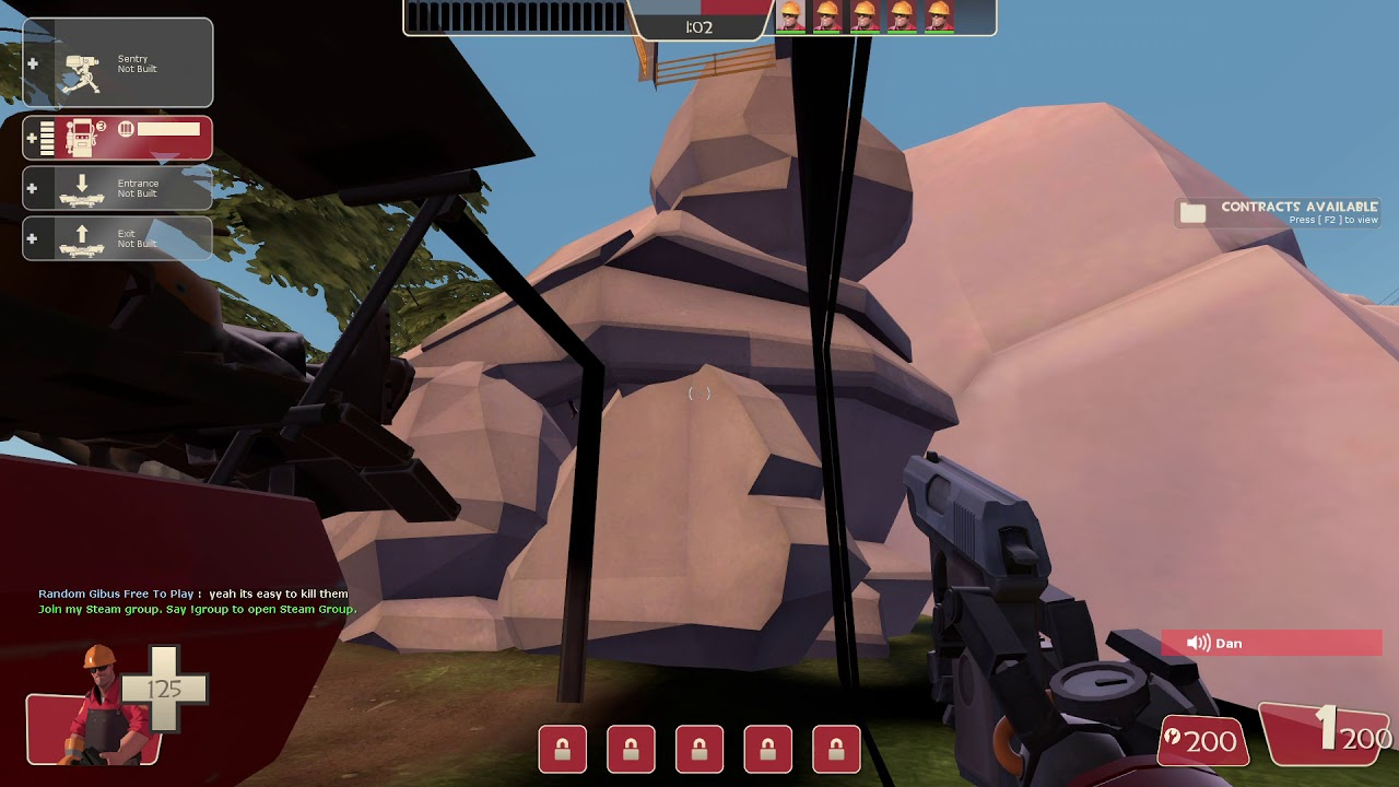 Team Fortress 2  Zombie Survival mod  pl_humidity_lps  Lazyneer's Zombie  Server