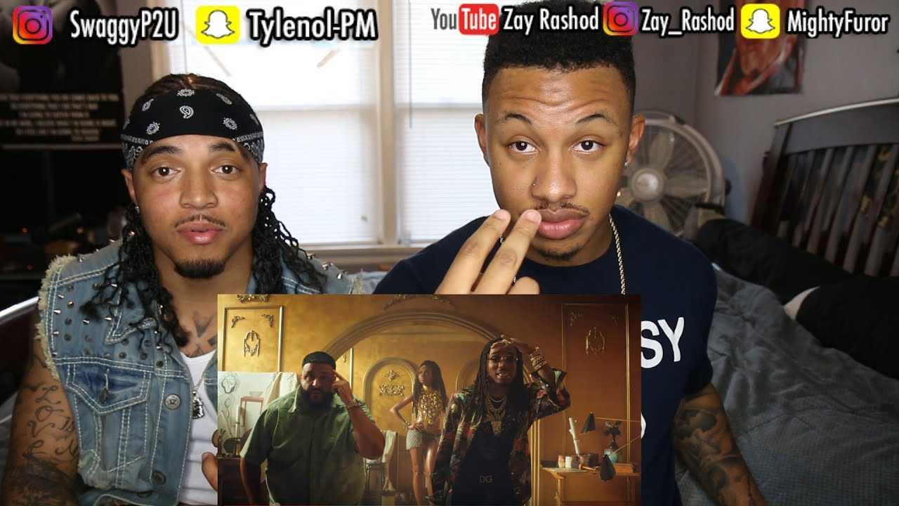 Dj Khaled No Brainer Official Video Ft Justin Bieber Chance The Rapper Quavo Reaction Video