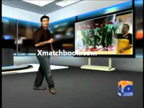 Geo Reports-New Pak Coach Dav Whatmore- 09 Mar 2012
