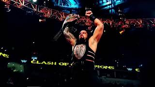 ROMAN REING TOP 50 MOST POWERFUL STUNT - WWE