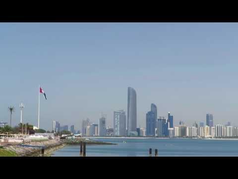 Abu Dhabi Breakwater (Abu Dhabi, United Arab Emirates)