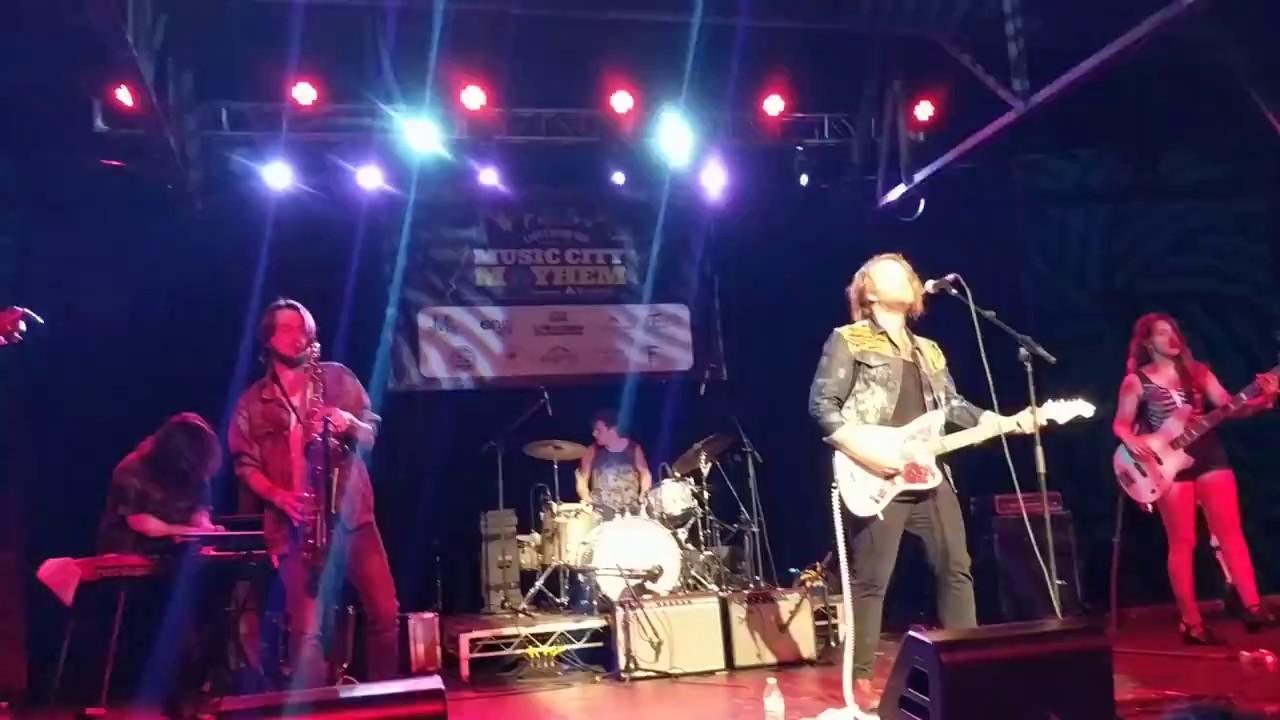 J. Marco - The Void (Live At Lightning 100\'s Music City Mayhem ...