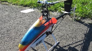Blade 450 3D Professional RC Helicopter I RCHelijet have Fun on the sticks