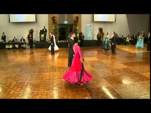 2015 NSW Open DanceSport Championship - Adult Open New Vogue