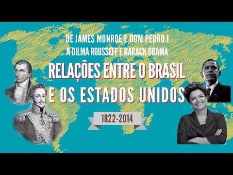EUA: amigo do Brasil ou potência imperialista?!