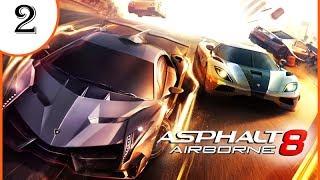 Asphalt 8: Airborne (v1.3.0l) Season 1 - Part 2 [720p]
