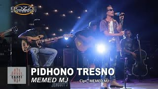 MEMED MJ - PIDHONO TRESNO [ OFFICIAL MUSIC VIDEO ]