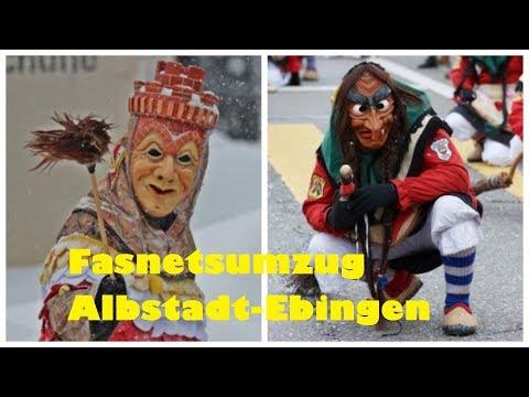 Fasnetsumzug Albstadt Ebingen 2018